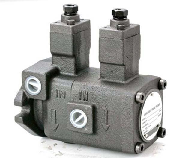 Double Variable Vane Pump